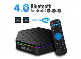 T95Z Plus 4K Android Tv Box 3GB RAM 32GB ROM