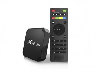 X96 Mini 4K Android 9.0 TV Box  1GB Ram 8GB Rom