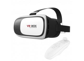 VR BOX 3.0 Sanal Gerçeklik Gözlüğü ve Kumanda