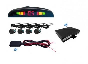 Wireless Park Sensörü Led Ekranlı