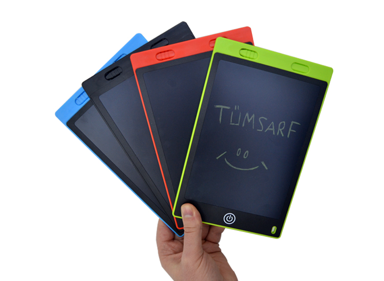 8.5 inç LCD Not Yazma Çizim Yapma Tableti